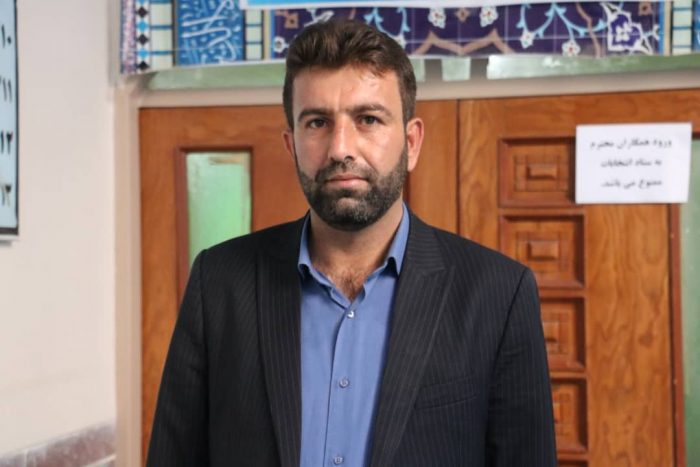 مهندس مهرداد حاجتی بیرگانی برای ششمین دوره شورای اسلامی شهر مسجدسلیمان نام نویسی کرد.