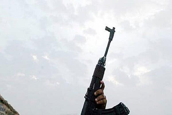 مصدومیت دو نفر در حادثه تیراندازی در عروسی در لالی
