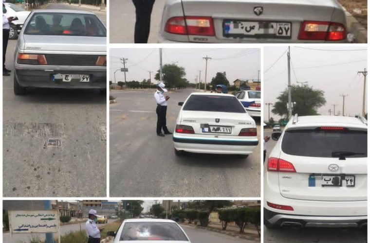 رئیس پلیس راهور شهرستان هندیجان خبرداد: ورودی شهرستان هندیجان از سمت بندر ماهشهر بسته شد