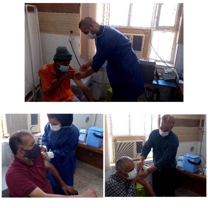 مدیر شبکه بهداشت و درمان هندیجان از آغاز برنامه واکسیناسیون جانبازان ۵۰تا۷۰ درصد و پاکبانان شهرستان خبر داد