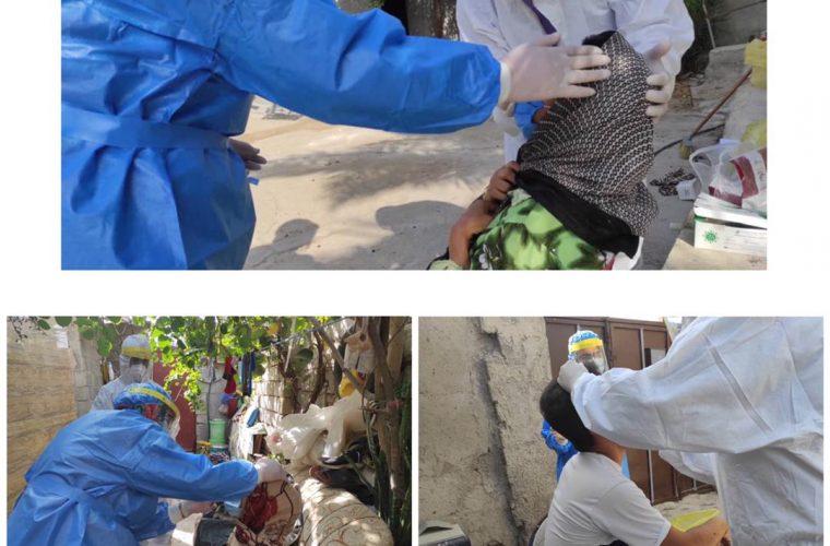 واکسیناسیون کرونا برای افراد بالای ۸۰ سال از روز سه شنبه در شهرستان هندیجان آغاز میشود