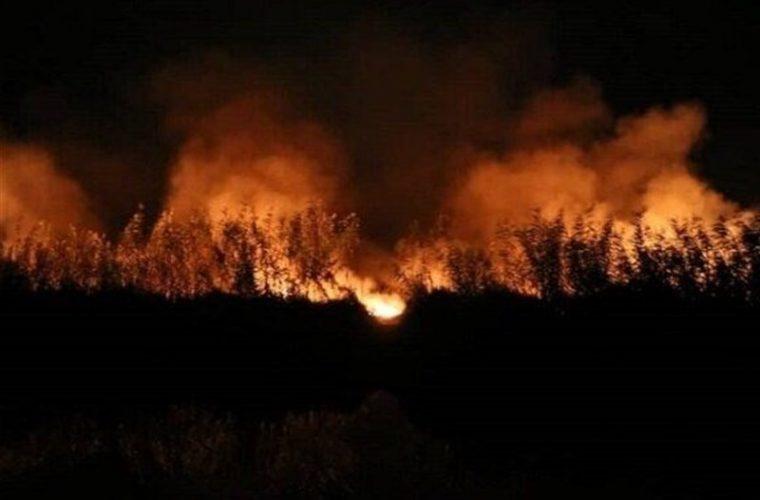 دود زمین سوخته به چشم مردم و کشاورزان / آتش زدن زمینهای کشاورزی به چه قیمتی؟
