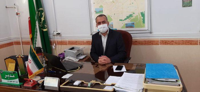 مدیرجهادکشاورزی امیدیه خبرداد: برداشت محصولات پاییزه درشهرستان امیدیه