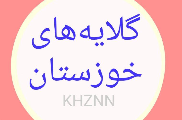 گلایه های خوزستان | زمین خواری های گسترده در منطقه هشت بنگله مسجدسلیمان
