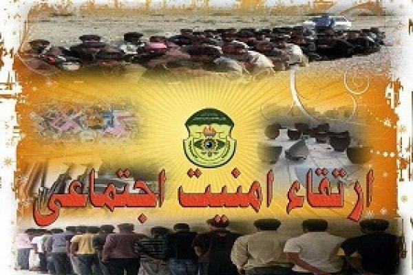 دستگیری ۲۶ سارق در طرح ارتقاء امنیت اجتماعی در دزفول
