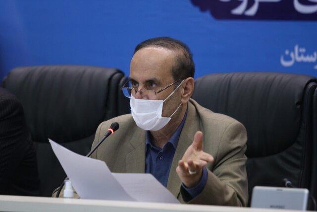 استاندار خوزستان عنوان کرد دپوی ۴۵۰۰ تن کالای اساسی در بندر امام / آمادگی ترخیص روزانه ۳ هزار کامیون