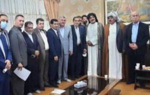 معارفه مسئولین کمیته و شوراهای ستاد رئیسی در شهرستان کارون