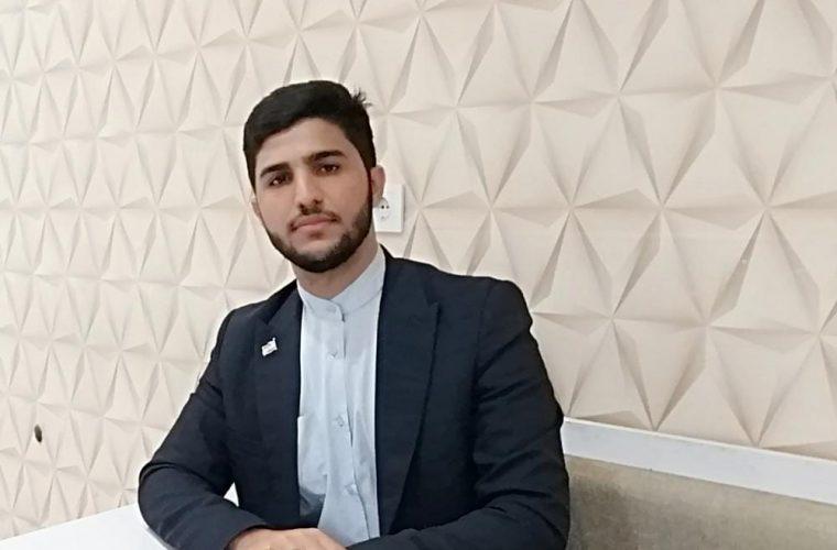 انتصاب مسئول کمیته جوانان و دانشجویان ستاد رئیسی در شهرستان کارون