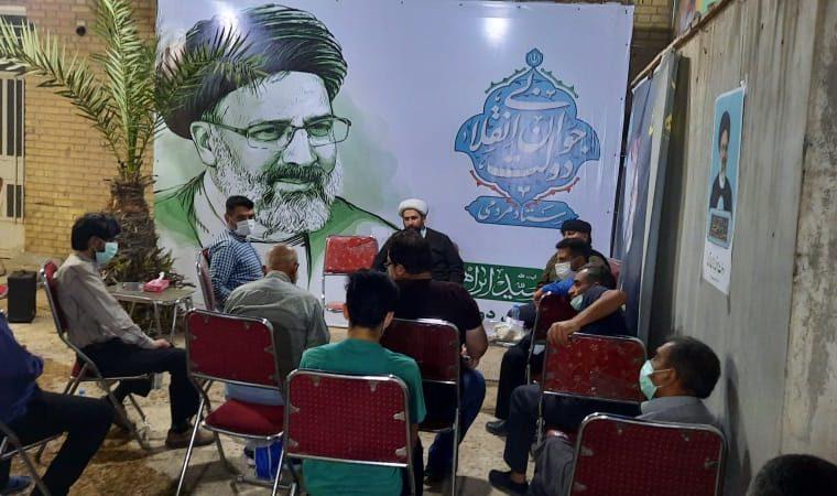 نشست بصیرتی-سیاسی انتخابات ۱۴۰۰ در اختتامیه ستاد مردمی دولت جوان انقلابی در کلانشهر اهواز