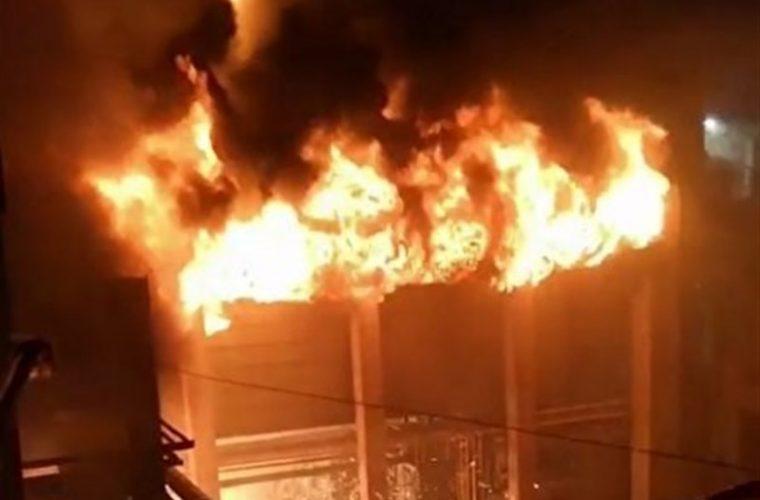انفجار در خط لوله انتقال نفت و کشتهشدن ۳ نفر از کارکنان صنعت نفت / دستور ویژه زنگنه برای بررسی حادثه