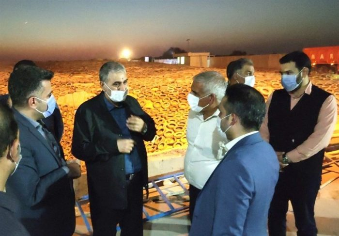 فرمانده سپاه خوزستان: رونق کشاورزی امید را در دل جوانان خوزستانی پدید میآورد