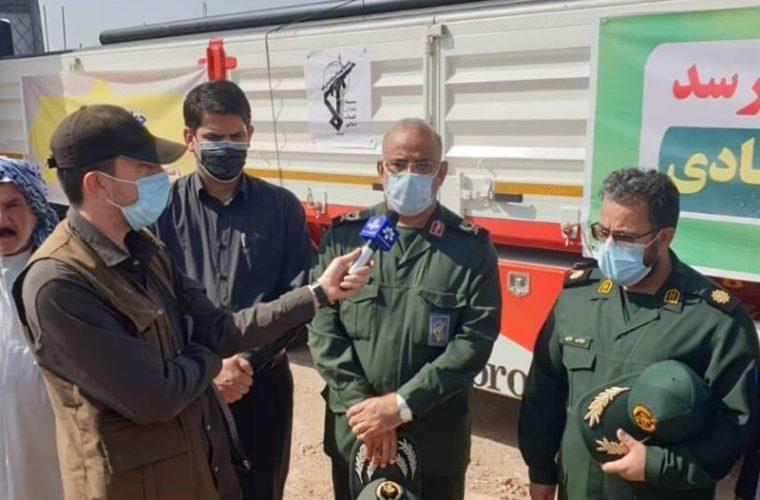 مشکلات مردم استان خوزستان فقط با اراده جهادی برطرف خواهد شد