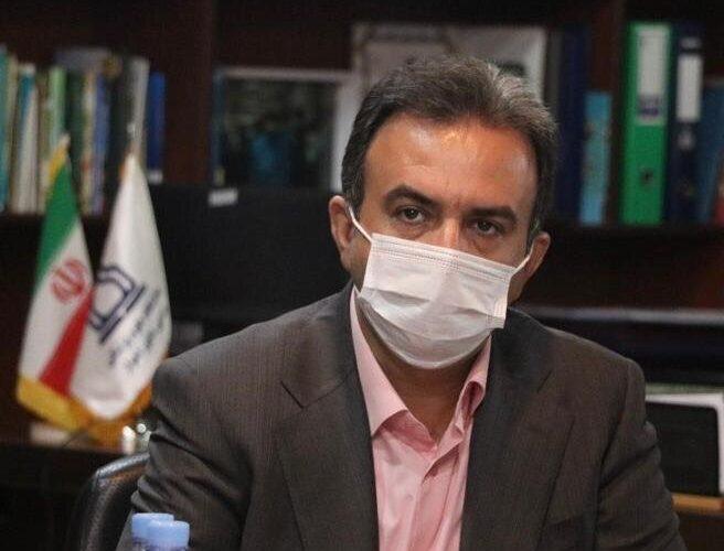 رئیس علوم پزشکی اهواز هشدار داد خطر ورود خوزستان به پیک جدید کرونا در دو هفته آینده