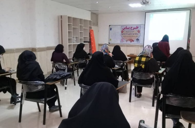 رئیس جمعیت هلال احمر شهرستان امیدیه خبرداد: اجرای طرح یاس ( یاران آسیب ستیز) در شهرستان امیدیه