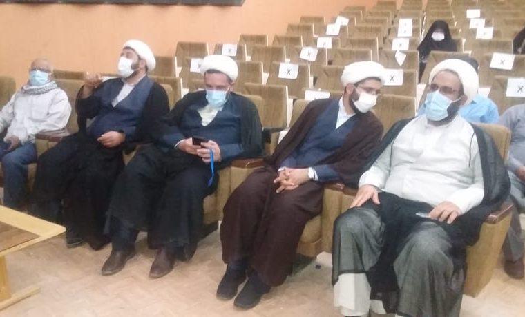 حضورمدیر کل تبلیغات اسلامی خوزستان در خصوص ظرفیت های سازمان و کنشگران فرهنگی، اجتماعی در راستای پیشبرد راهبردی رسَش در شهرستان هندیجان