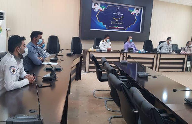 جلسه شورای ترافیک شهرستان هندیجان برگزار شد