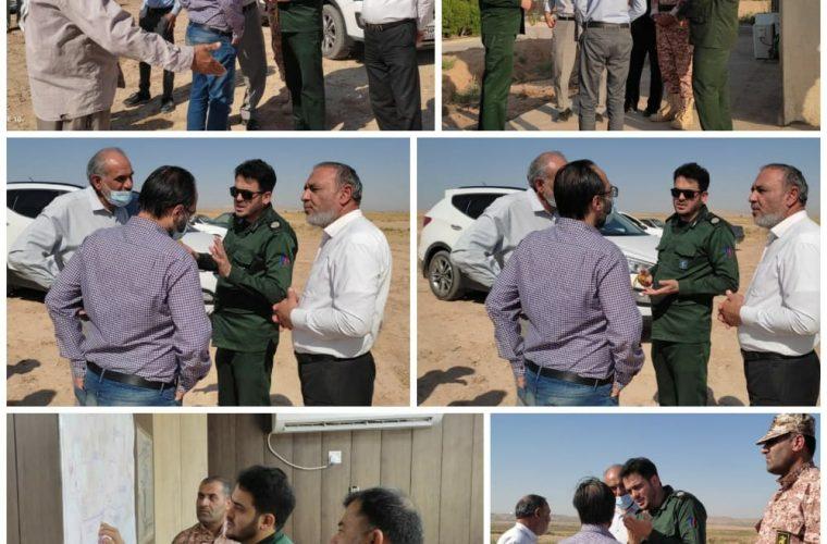 پیگیری مشکل حق آبه هورالعظیم و آب شرب روستایی و کشاورزی دشت آزادگان