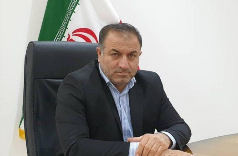 پیام تبریک فرماندار مسجدسلیمان به مناسبت سالروز تاسیس شورای نگهبان انقلاب اسلامی