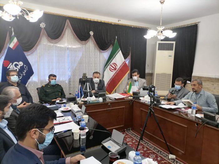 نشست کمیته برنامه ریزی شهرستان مسجدسلیمان برگزار شد + تصاویر