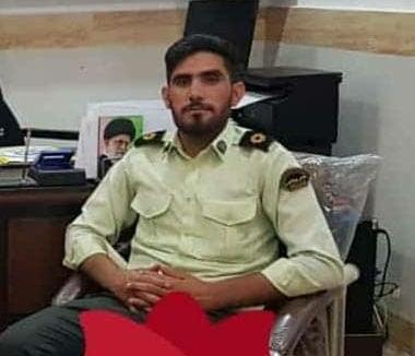 شهادت مامور نیروی انتظامی در درگیری با افراد مسلح