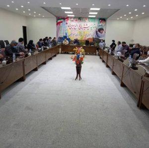 جلسه کارگروه مدیریت پسماند شهرستان مسجدسلیمان برگزار شد