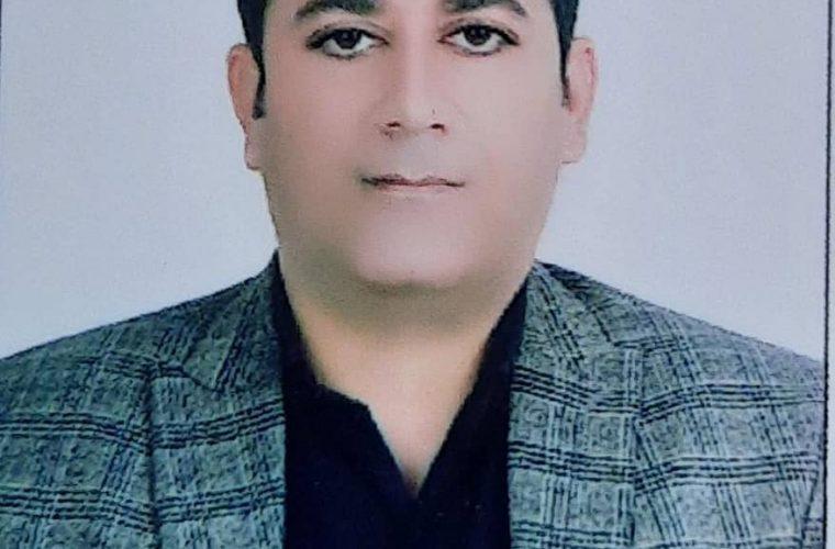 انتصاب مسعود خسروی بعنوان سرپرست نمایندگی نوسازی ناحیه یک شهرداری مسجدسلیمان