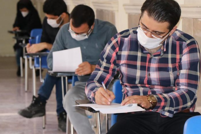 درخواست حذف آزمون جامع دانشگاه آزاد به شکل حضوری