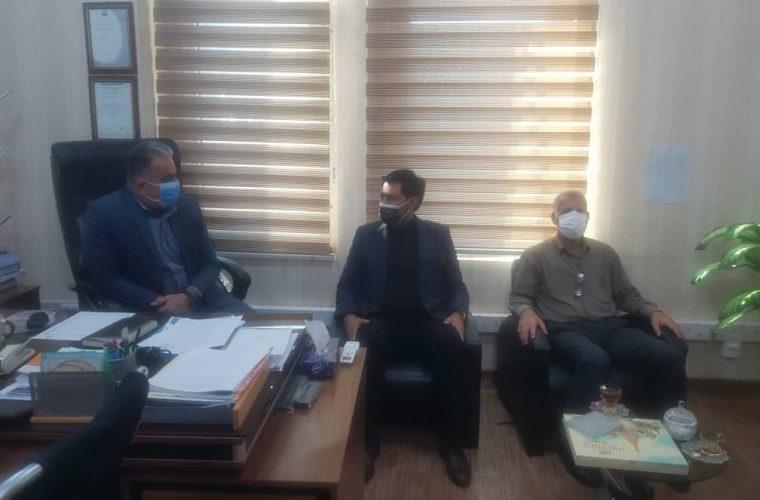 پیگیری اجرایی شدن پروژه بزرگ فاضلاب شادگان توسط سرپرست فرمانداری شهرستان
