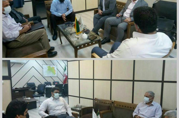 فرماندار آغاجاری بر تسریع در شروع پروژه تامین روشنایی ورودی شهر تا گردنه تاکید کرد