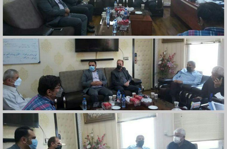 پرداخت مطالبات معوقه پرسنل و کارگران آبفا شهرستان آغاجاری