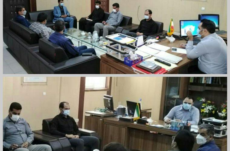 اعضای هیات رئیسه شورای اسلامی شهرستان آغاجاری مشخص شدند