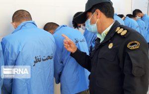 عاملان نزاع طایفه ای در اهواز دستگیر شدند