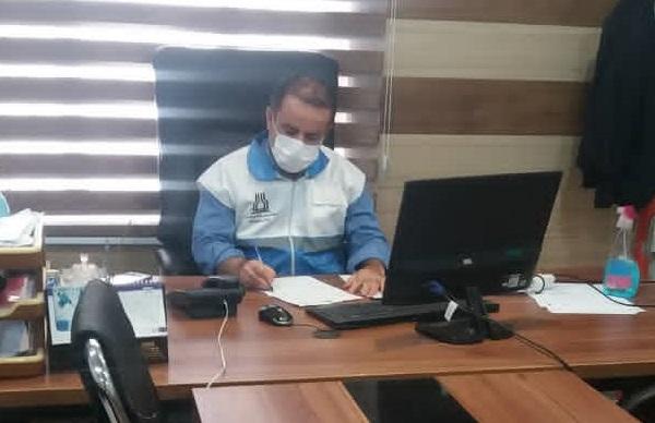 شهرستان هندیجان مقام چهارم را در تزریق واکسن کرونا را کسب کرد