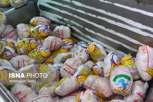 چرا توزیع مرغ منجمد در بازار خوزستان متوقف شد؟