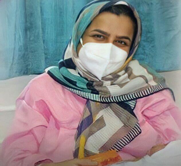 ویژه | نماد مجاهدت برای پرستار باردار بخش کرونا