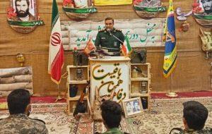 شامگاه یاد یاران شهرستان مسجدسلیمان برگزار شد