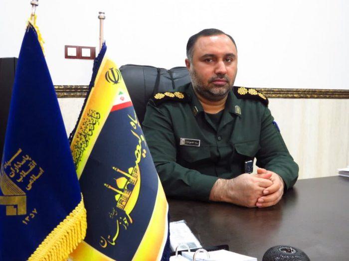 فرمانده بسیج هندیجان خبر داد : سارق کابل های برق در شهرستان هندیجان دستگیر شد