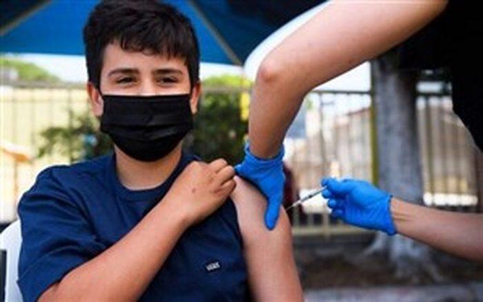 اطلاعیه | دانش آموزان پایه دوازدهم شادگانی برای واکسیناسیون نامنویسی کنند