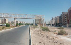سوژه های خوزستان | اهواز بین پل روگذر جواد الائمه و شهید هاشمی + تصاویر